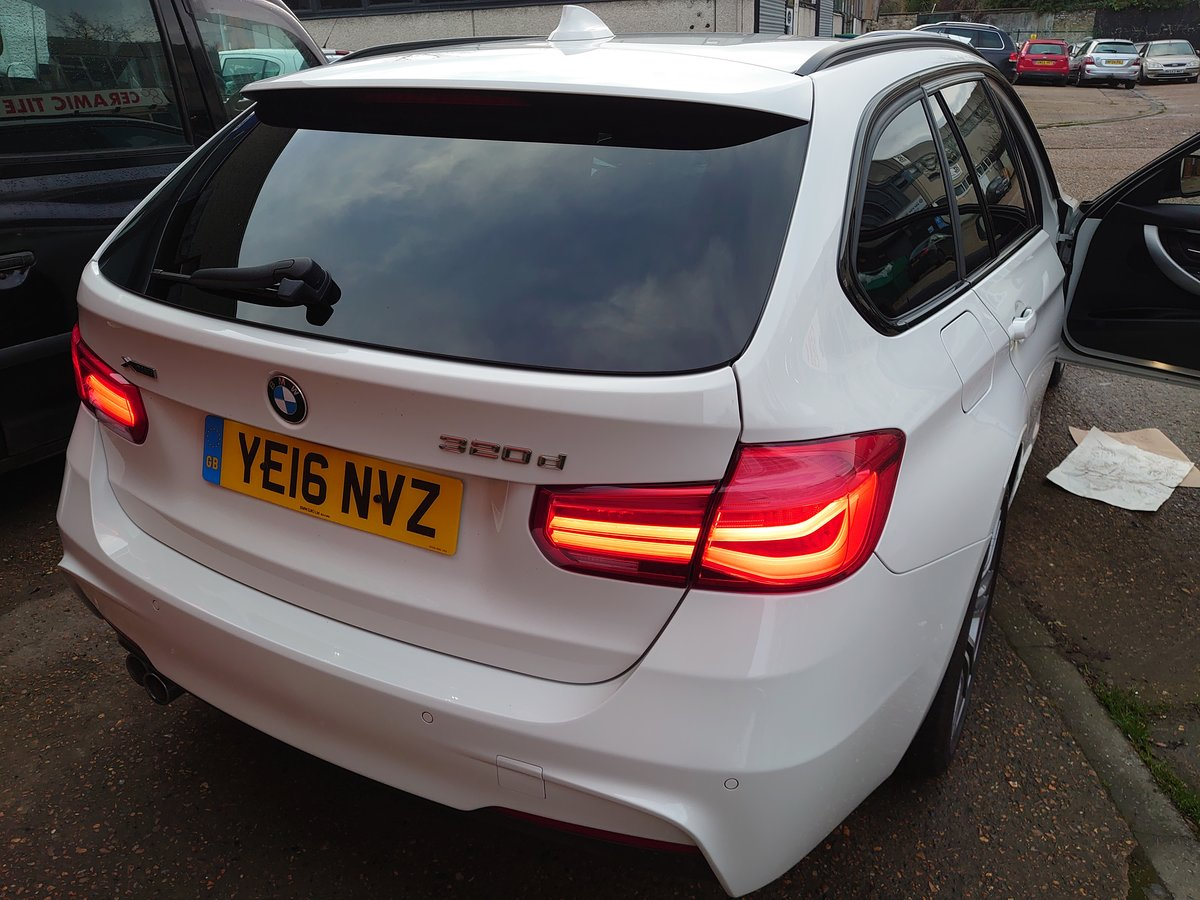 2016 BMW 320D X DRIVE M SPORT TOURER 40K For Sale (picture 5 of 8)