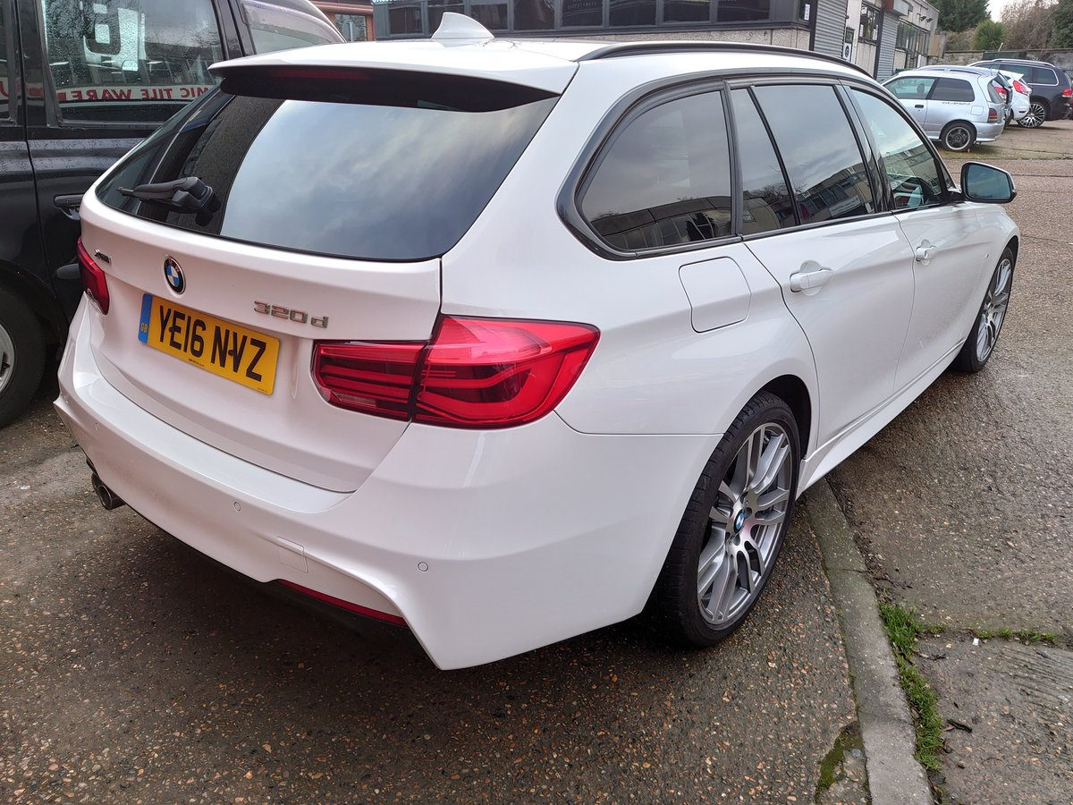2016 BMW 320D X DRIVE M SPORT TOURER 40K For Sale (picture 6 of 8)