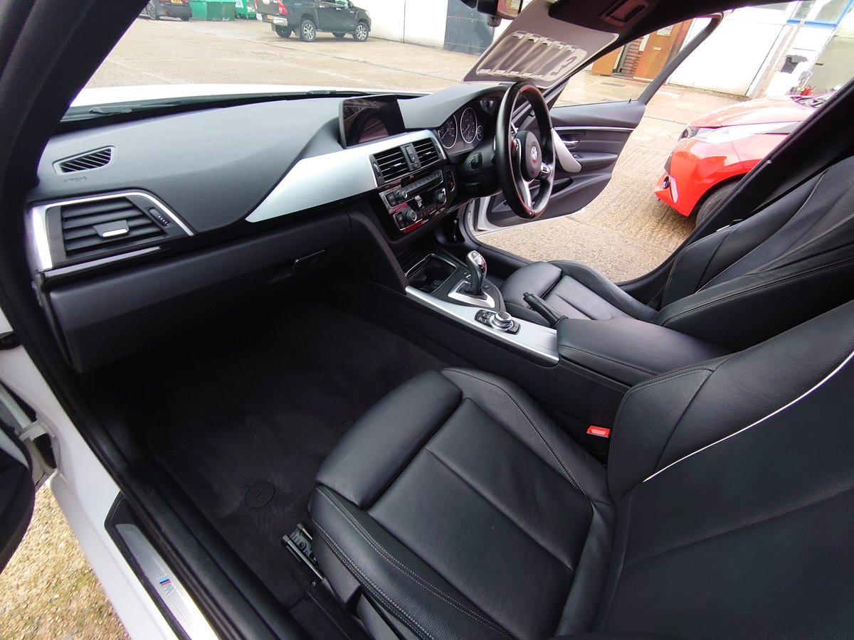 2016 BMW 320D X DRIVE M SPORT TOURER 40K For Sale (picture 7 of 8)