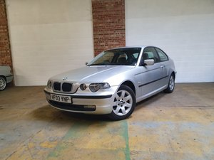 Bmw e46 coupe compact 318ti only 74k 12 months mot