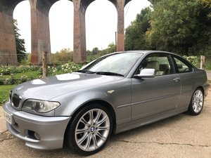 BMW 320Ci 'M' Sport Coupe | 84,000 Miles | Just Serviced |