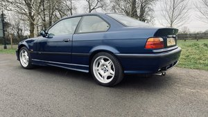 BMW m3 e36 COUPE 5 speed unmodified full mot