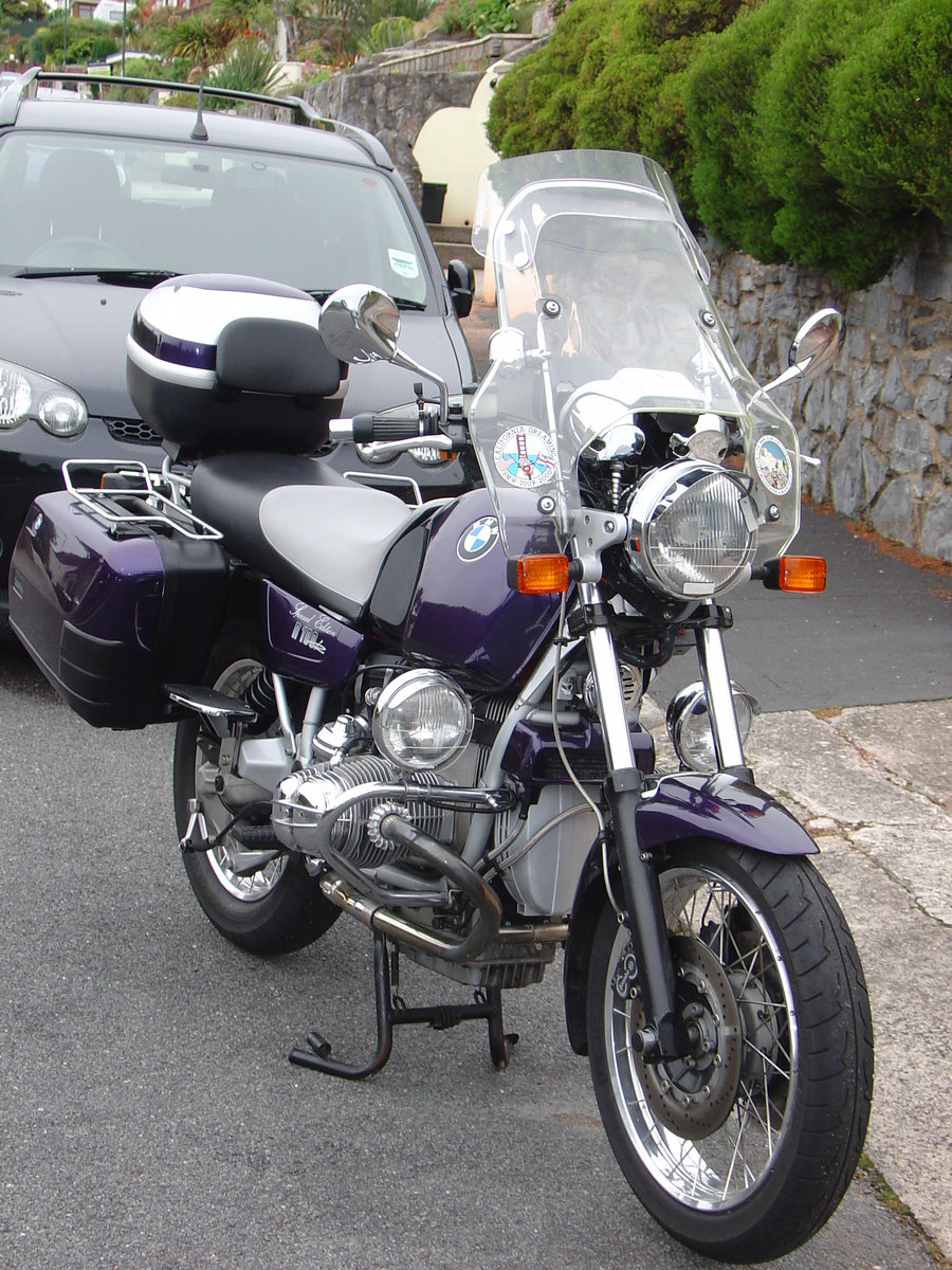 1992 BMW R100R, Superb, Owned by me since 1993 For Sale (picture 1 of 12)