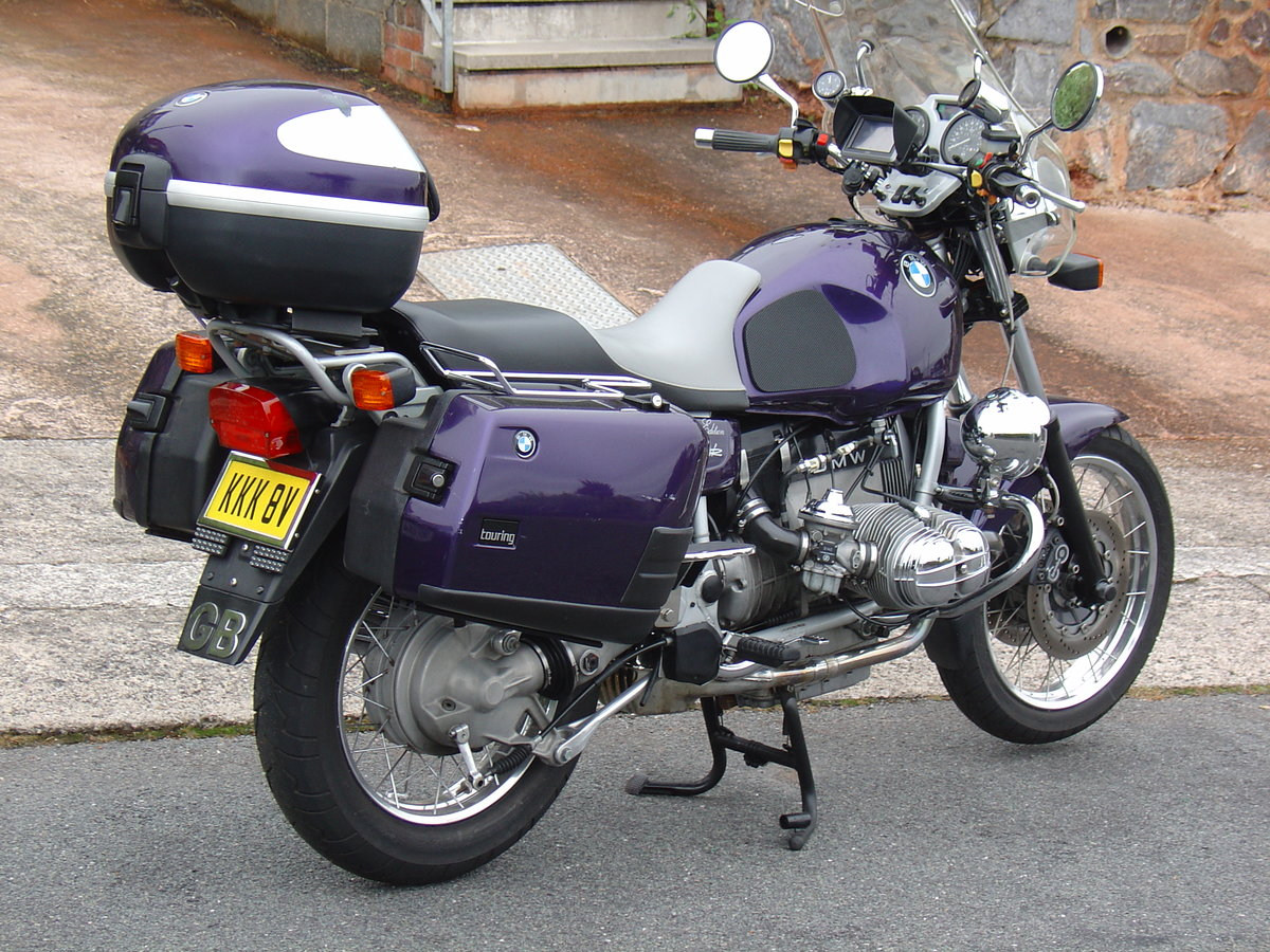 1992 BMW R100R, Superb, Owned by me since 1993 For Sale (picture 2 of 12)