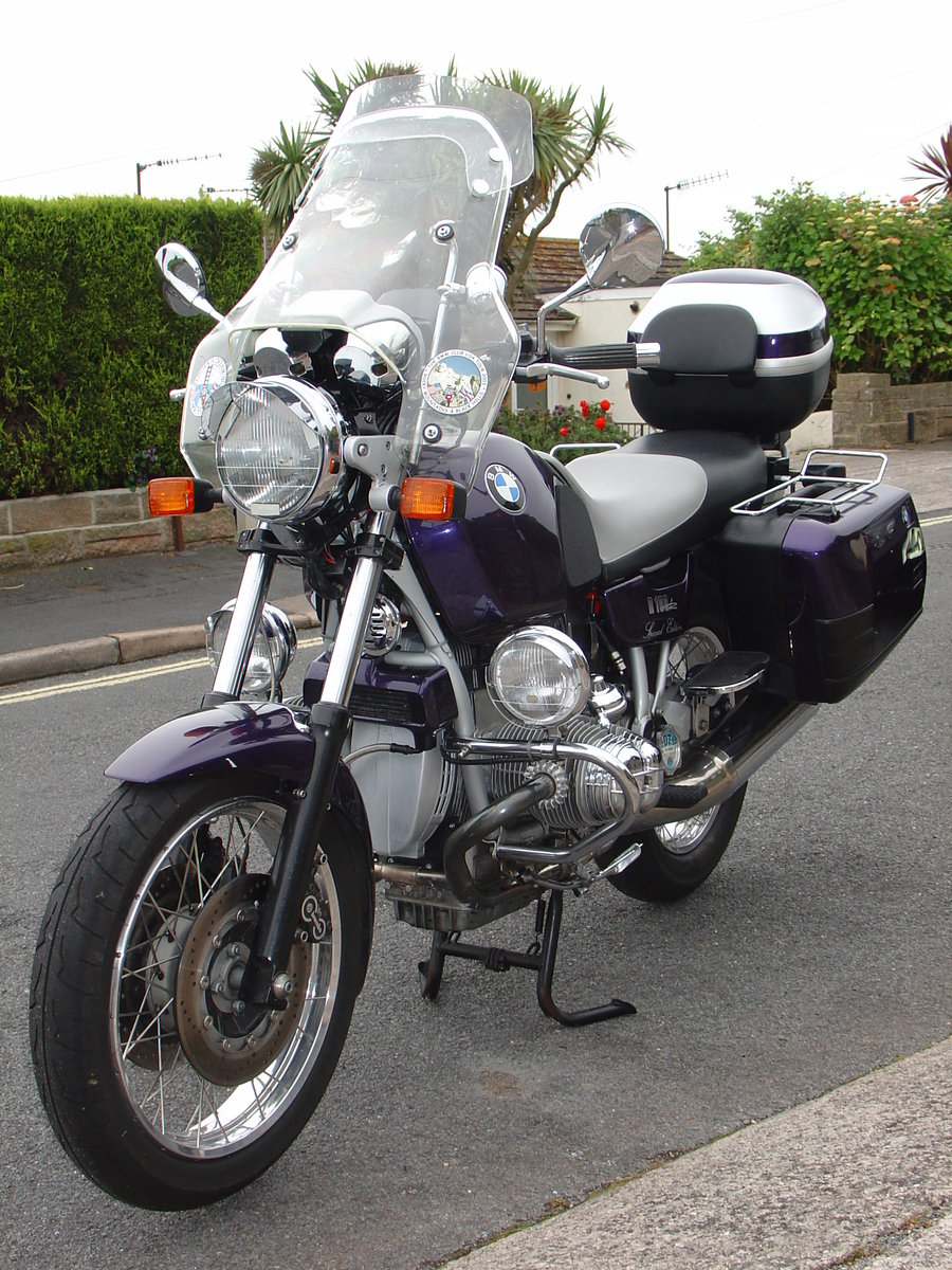 1992 BMW R100R, Superb, Owned by me since 1993 For Sale (picture 3 of 12)