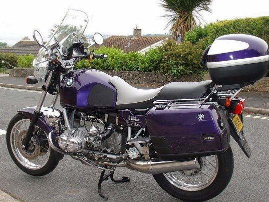 1992 BMW R100R, Superb, Owned by me since 1993 For Sale (picture 4 of 12)