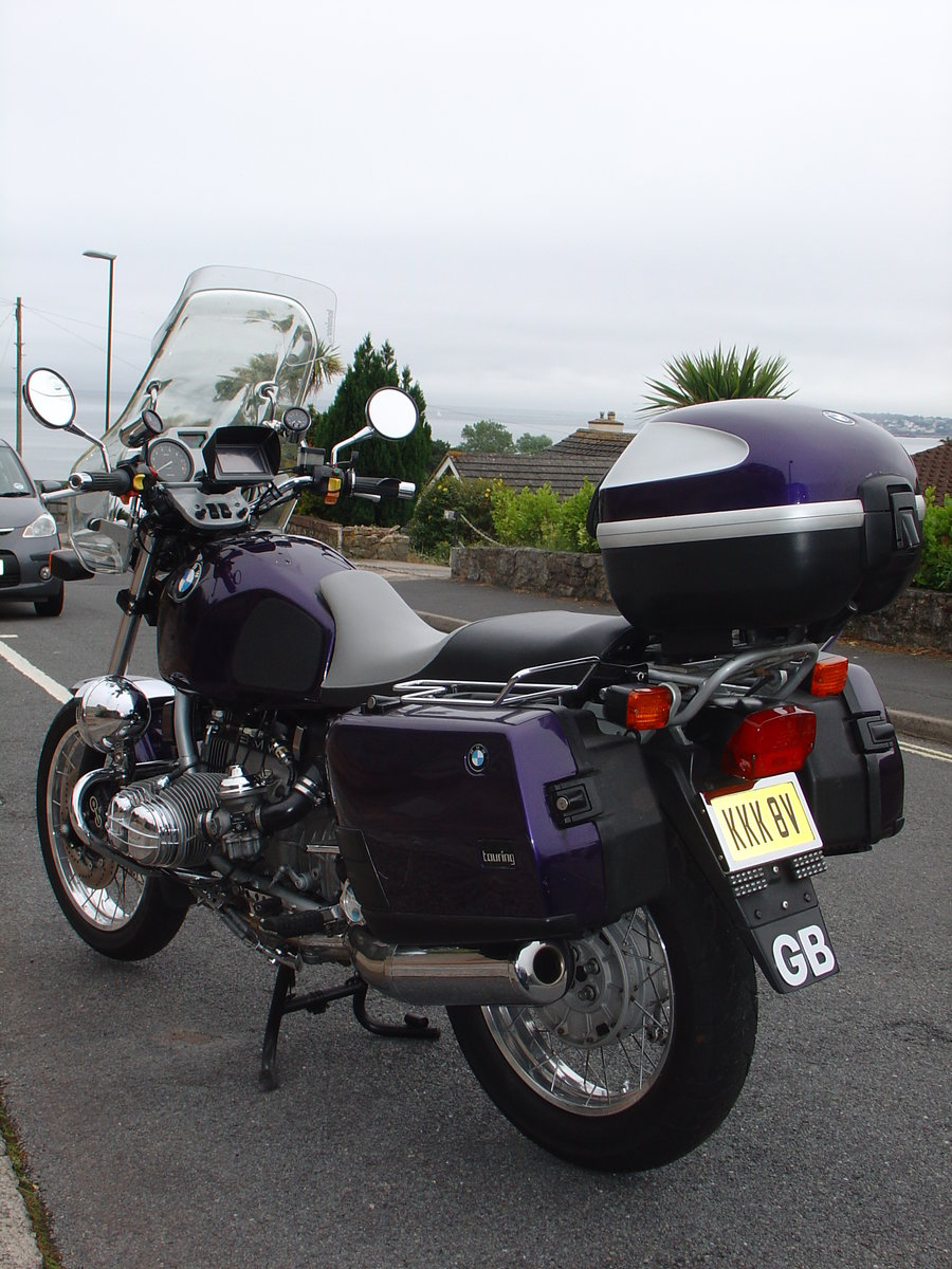 1992 BMW R100R, Superb, Owned by me since 1993 For Sale (picture 5 of 12)
