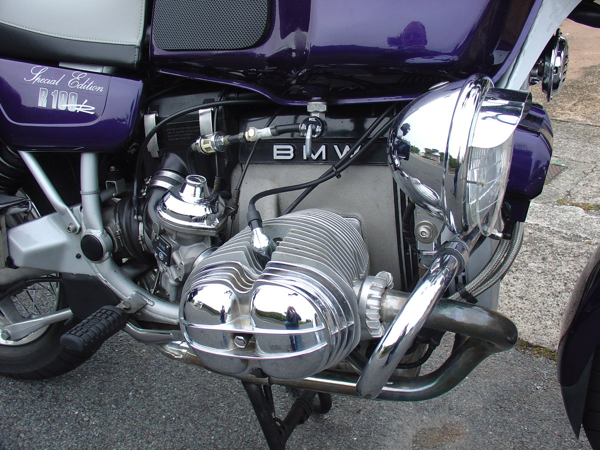 1992 BMW R100R, Superb, Owned by me since 1993 For Sale (picture 7 of 12)