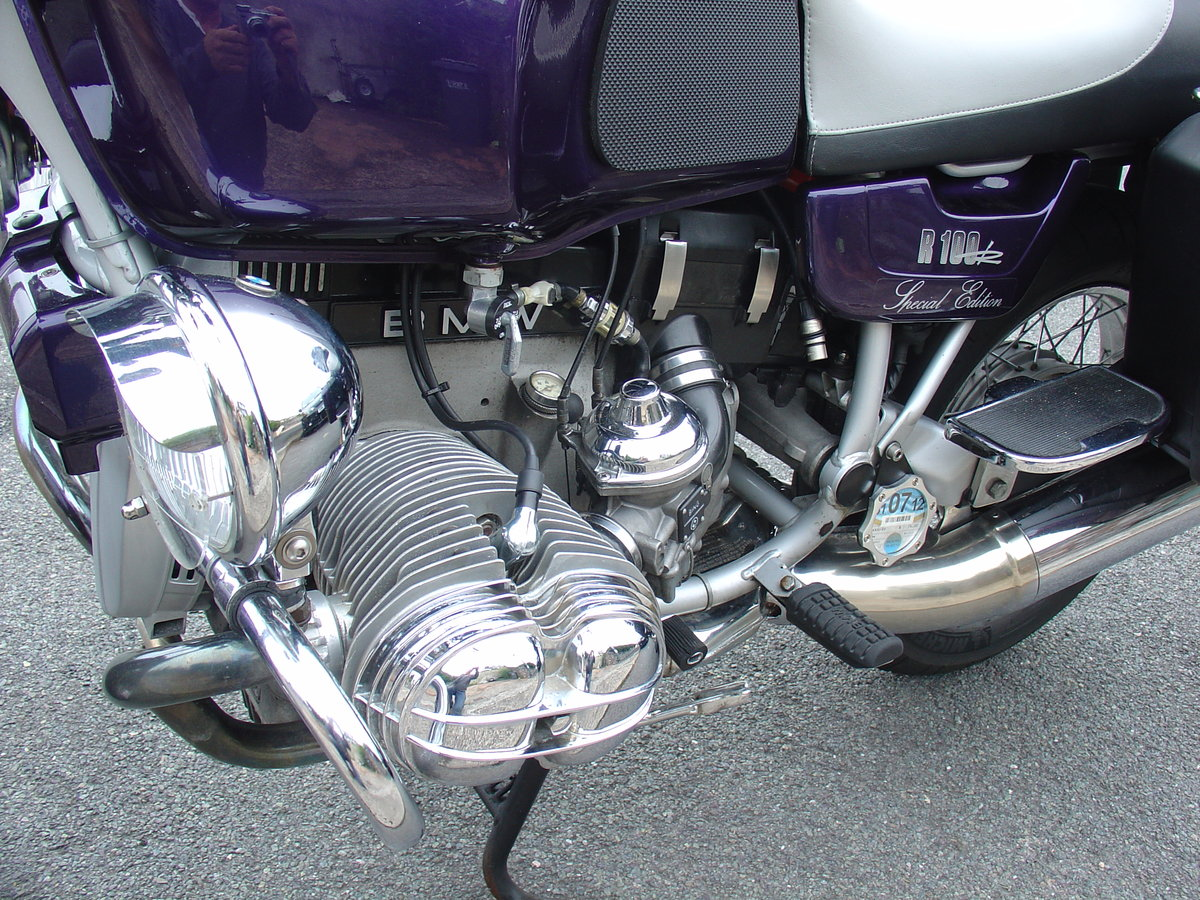 1992 BMW R100R, Superb, Owned by me since 1993 For Sale (picture 8 of 12)