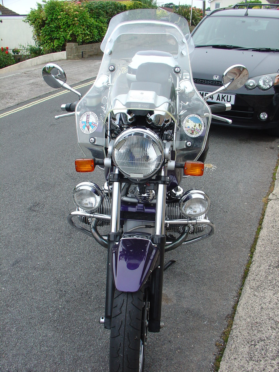 1992 BMW R100R, Superb, Owned by me since 1993 For Sale (picture 9 of 12)