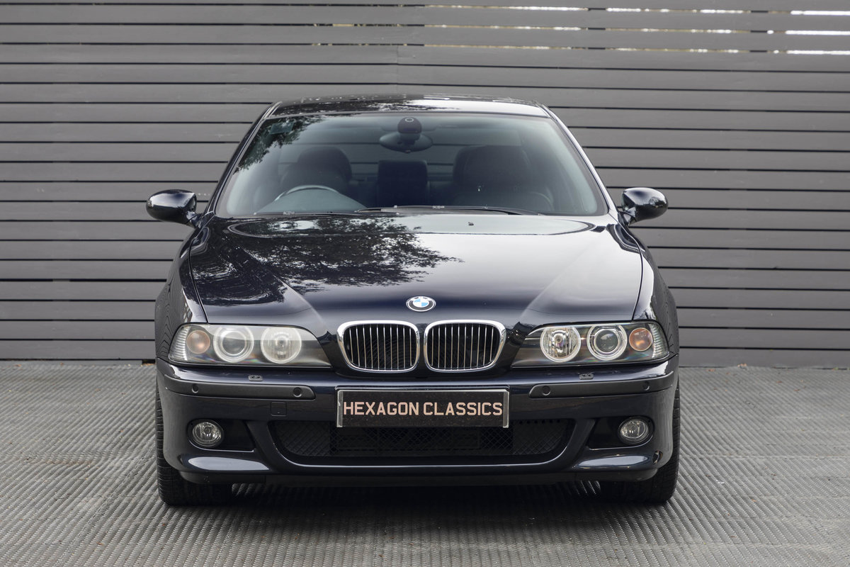 2002 BMW M5 (E39) SOLD (picture 3 of 12)