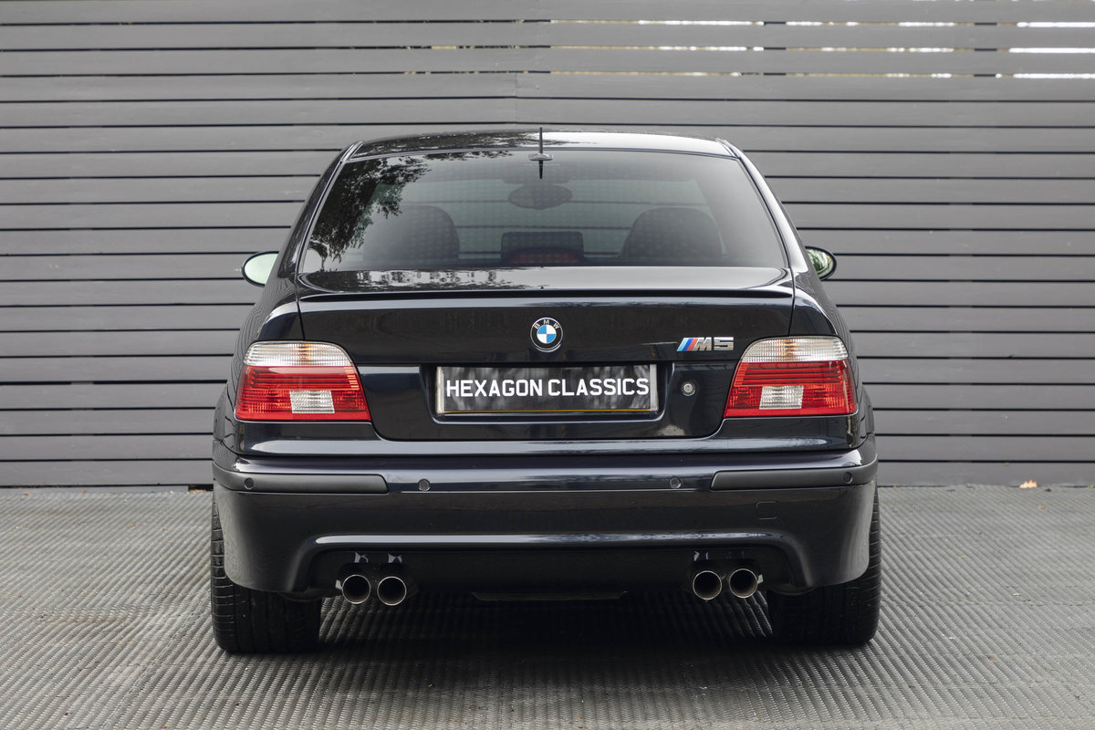 2002 BMW M5 (E39) SOLD (picture 4 of 12)