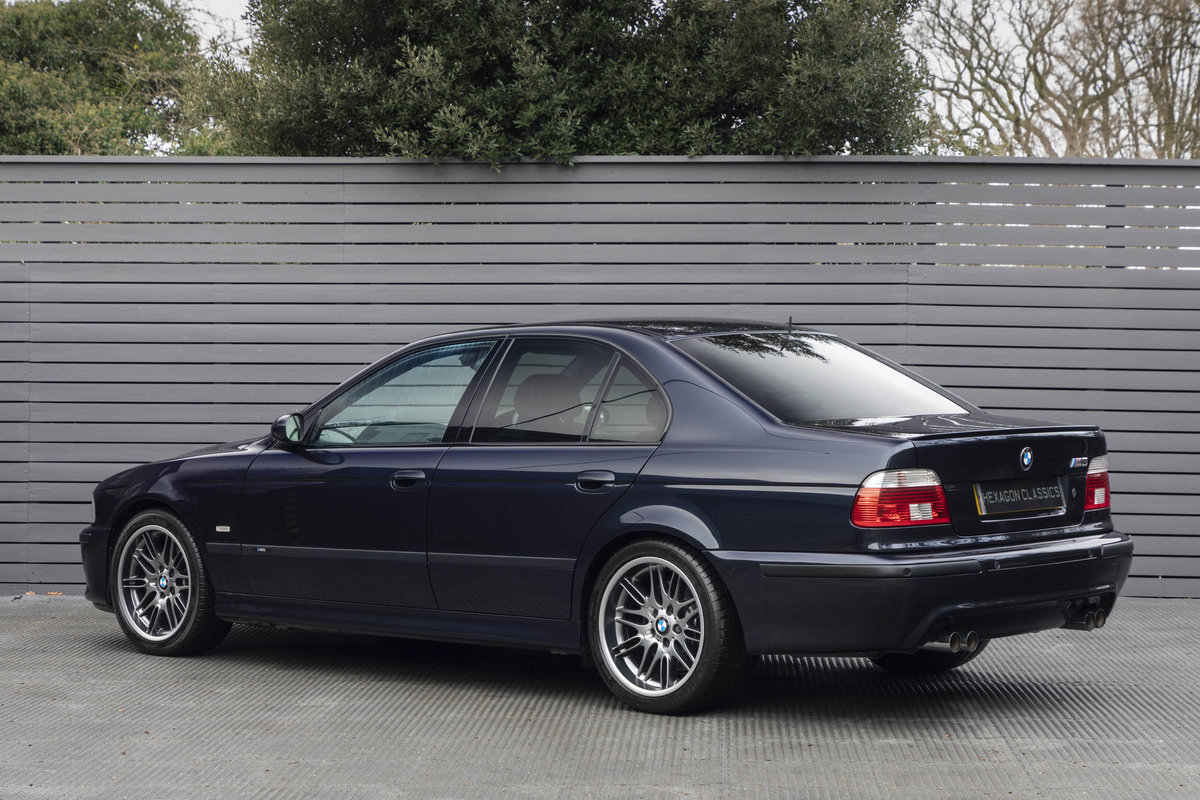 2002 BMW M5 (E39) SOLD (picture 5 of 12)