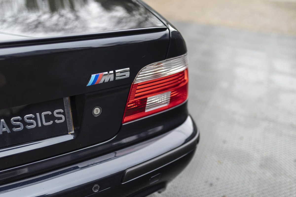 2002 BMW M5 (E39) SOLD (picture 11 of 12)