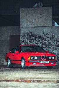 BMW 635 CSi (E24) Highline – Motorsport Edition (Auto)