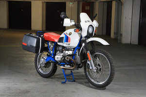 BMW R 80 G/S Paris-Dakar - No reserve
