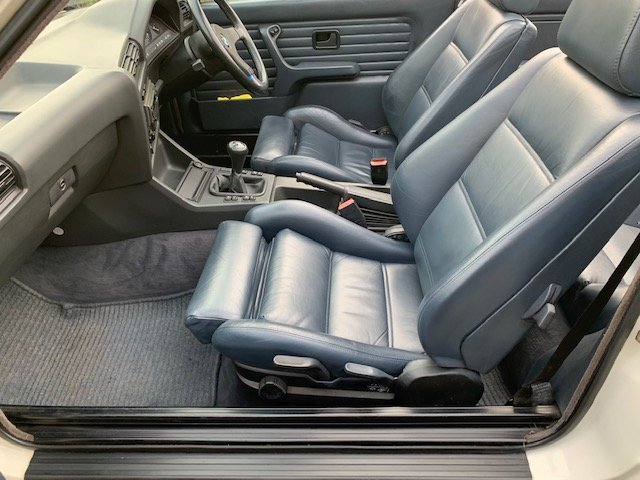 1989 BMW 320I CAB MANUAL For Sale (picture 11 of 17)