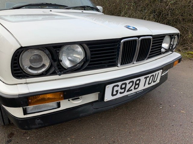 1989 BMW 320I CAB MANUAL For Sale (picture 13 of 17)