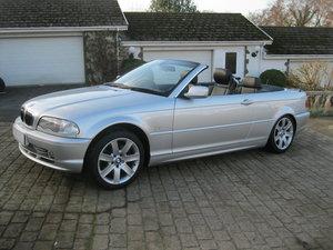 Picture of 2002 BMW E46 330CI SE Convertible Auto **Totally Original** For Sale