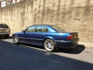 Picture of 1997 BMW 7 series E38 V12 100k miles SWB For Sale