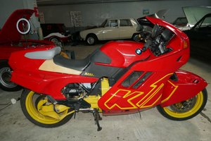 BMW K1 ABS Collector Few miles