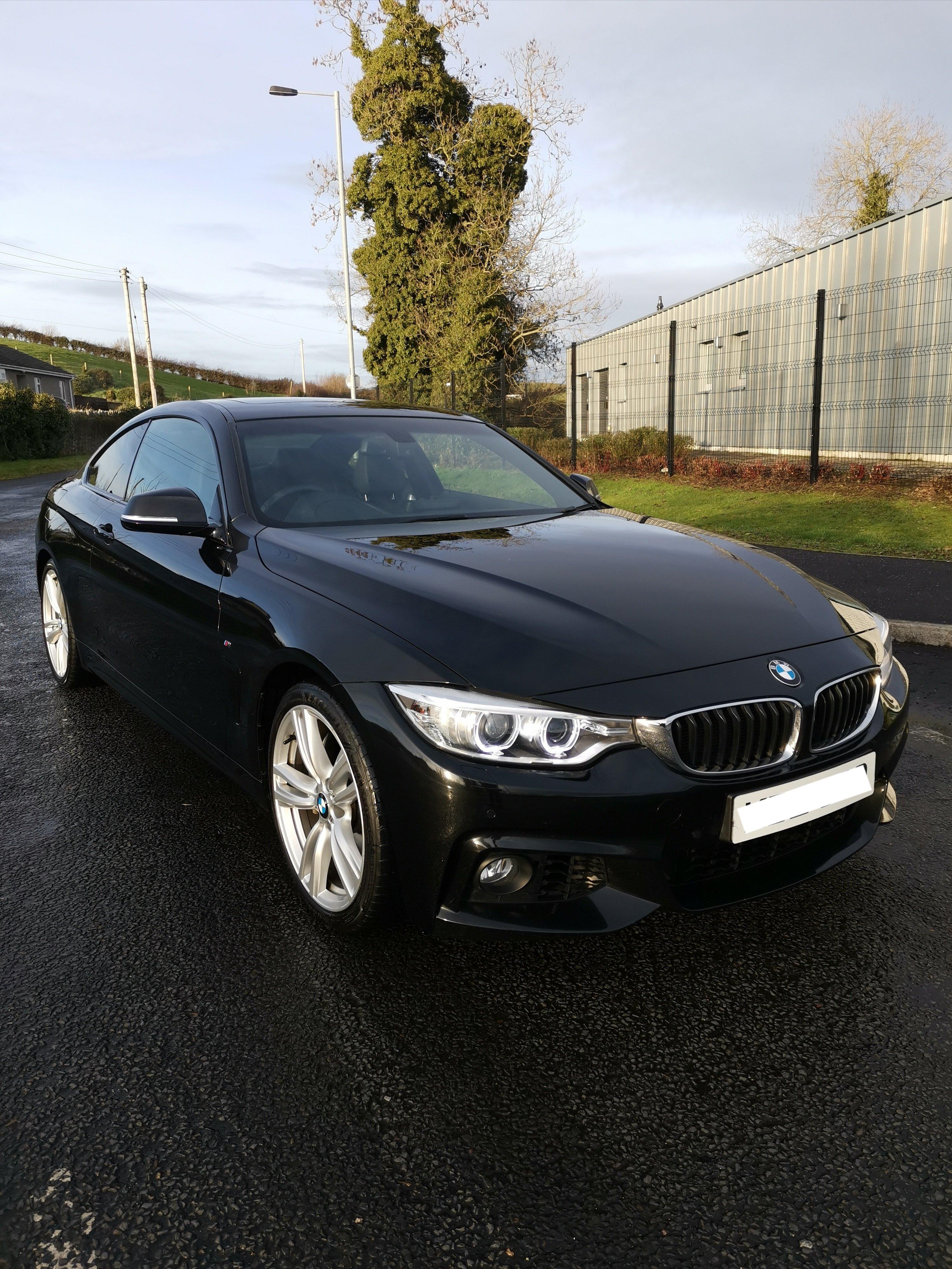 BMW 435i m sport - future classic
