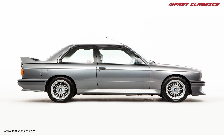 1988 BMW E30 M3 EVO 2 SOLD (picture 1 of 25)