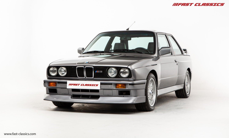 1988 BMW E30 M3 EVO 2 SOLD (picture 2 of 25)