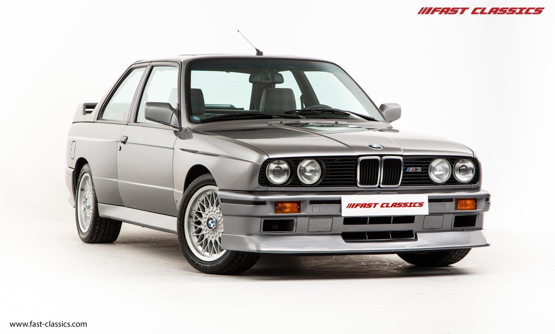 1988 BMW E30 M3 EVO 2 SOLD (picture 5 of 25)