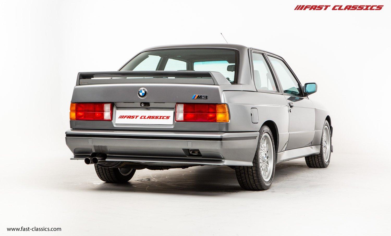 1988 BMW E30 M3 EVO 2 SOLD (picture 6 of 25)
