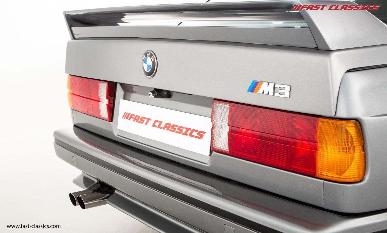 1988 BMW E30 M3 EVO 2 SOLD (picture 10 of 25)