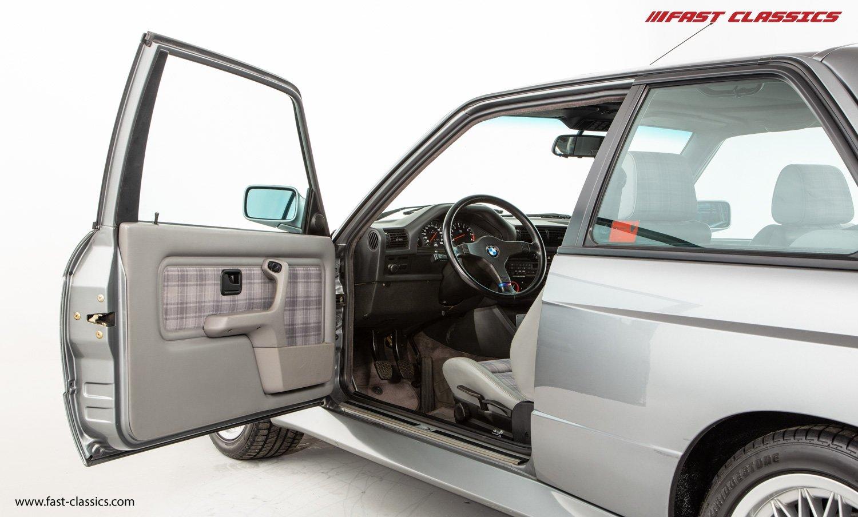 1988 BMW E30 M3 EVO 2 SOLD (picture 11 of 25)