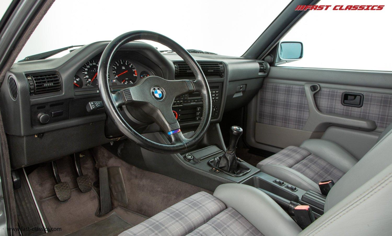 1988 BMW E30 M3 EVO 2 SOLD (picture 12 of 25)