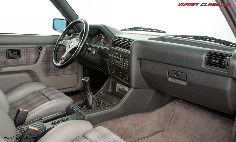 1988 BMW E30 M3 EVO 2 SOLD (picture 14 of 25)