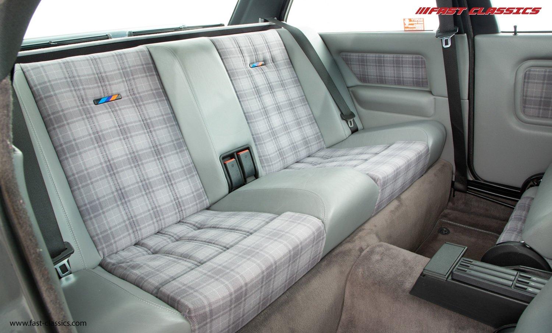 1988 BMW E30 M3 EVO 2 SOLD (picture 15 of 25)