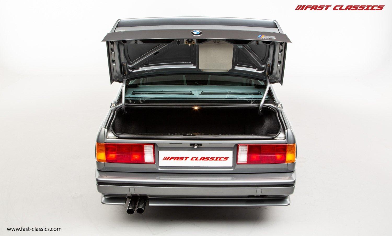 1988 BMW E30 M3 EVO 2 SOLD (picture 16 of 25)