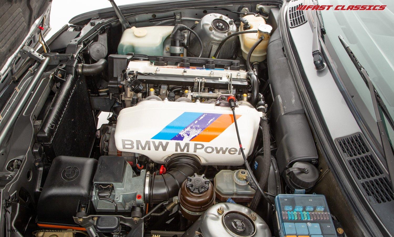 1988 BMW E30 M3 EVO 2 SOLD (picture 19 of 25)
