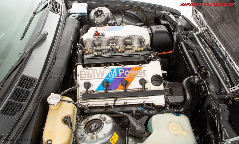 1988 BMW E30 M3 EVO 2 SOLD (picture 20 of 25)