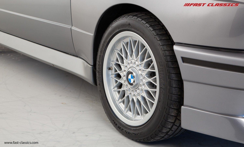1988 BMW E30 M3 EVO 2 SOLD (picture 23 of 25)