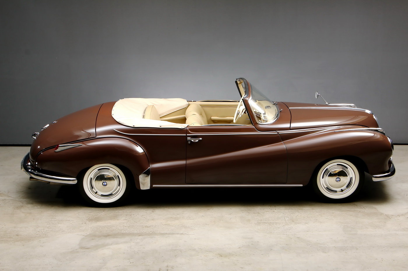 1955 502 V8 Autenrieth Sport-Cabriolet For Sale (picture 2 of 12)