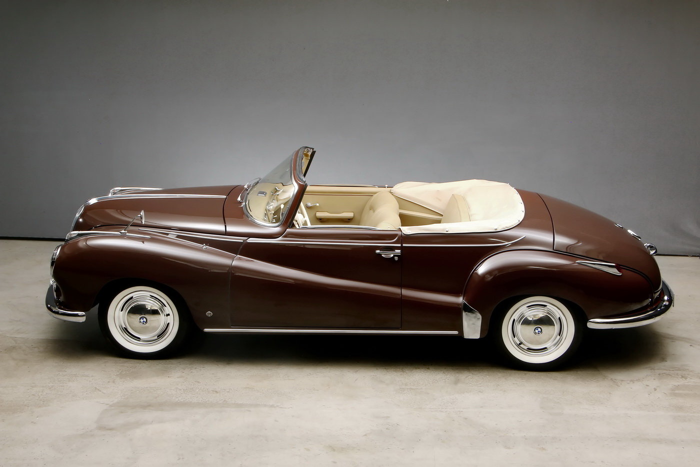 1955 502 V8 Autenrieth Sport-Cabriolet For Sale (picture 3 of 12)