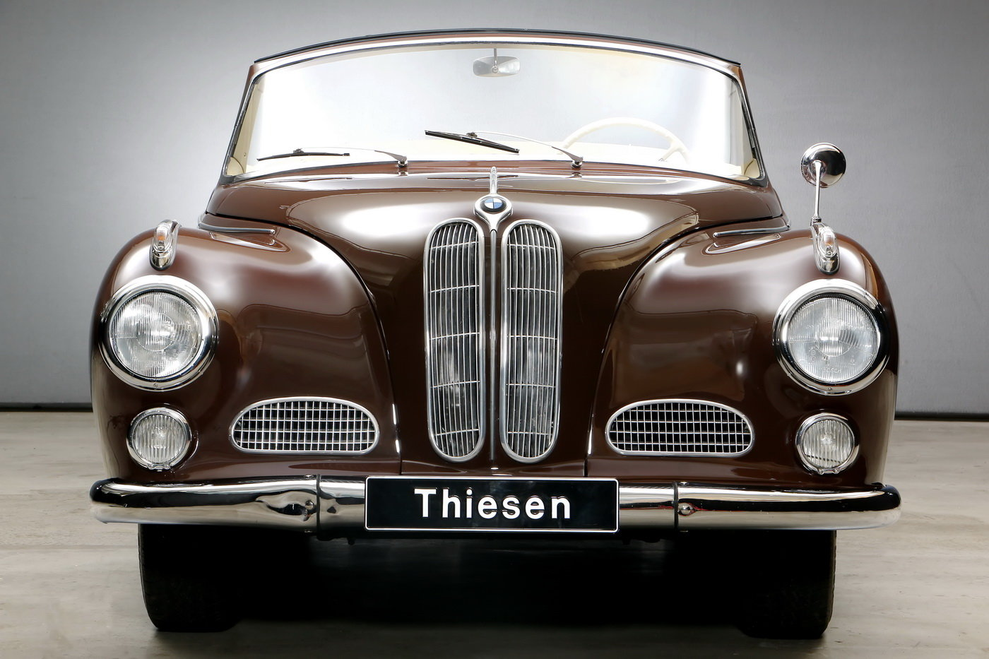 1955 502 V8 Autenrieth Sport-Cabriolet For Sale (picture 4 of 12)