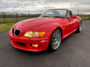 BMW Z3 IMPORTED ROADSTER CONVERTIBLE 3.0 AUTOMATIC *