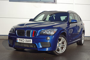 Picture of 2013 BMW X1 4×4 25d M-Sport Auto, /13, FSH, 63000 miles, DAB
