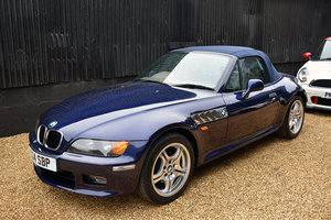 BMW Z3 2.8 Widebody Roadster Low Miles+New Hood+RAC Approved