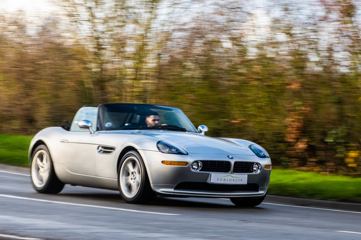 2000 BMW Z8 - UK Supplied With Just 11, 468 Miles! For Sale (picture 1 of 12)