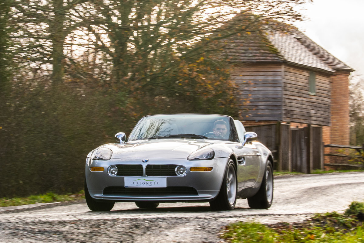 2000 BMW Z8 - UK Supplied With Just 11, 468 Miles! For Sale (picture 2 of 12)