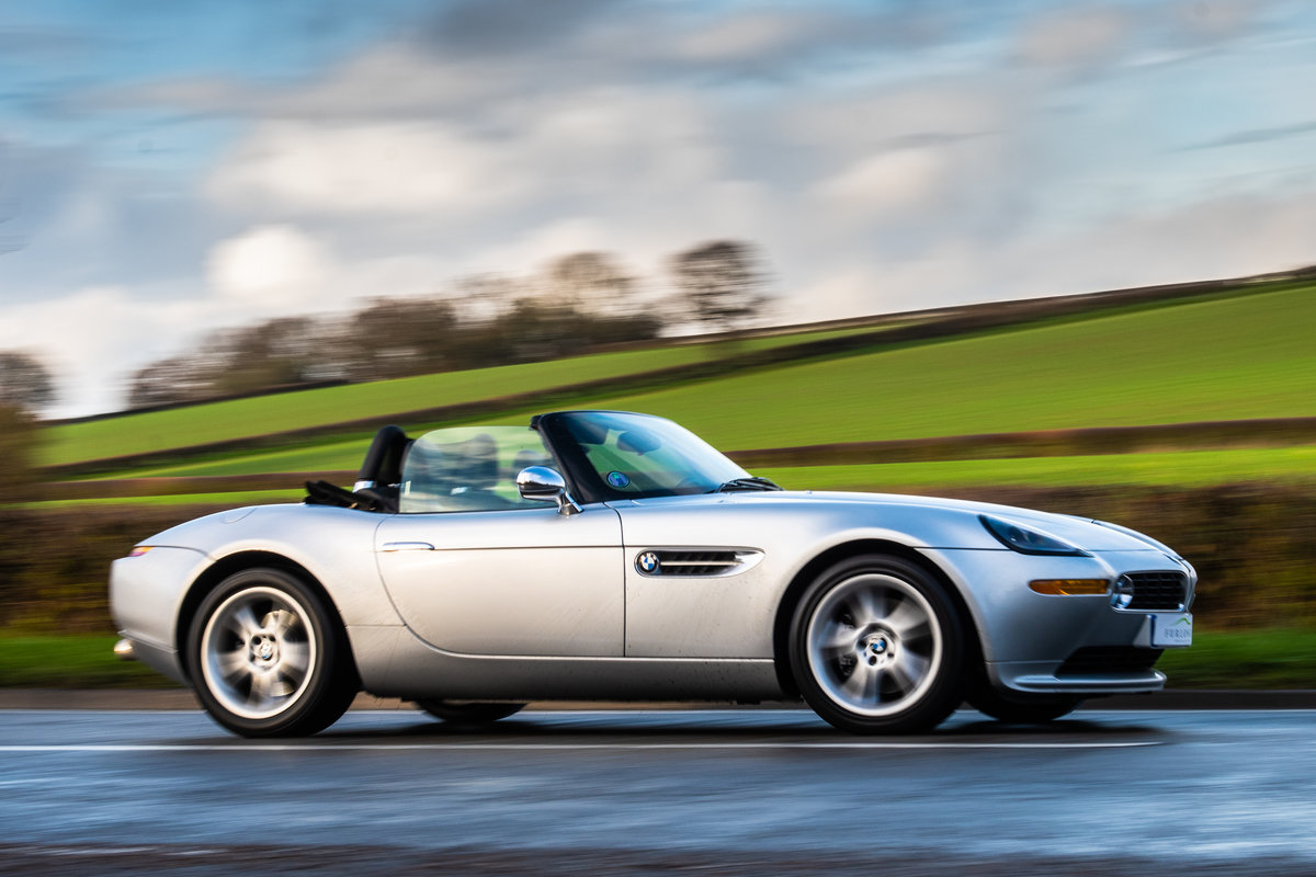 2000 BMW Z8 - UK Supplied With Just 11, 468 Miles! For Sale (picture 3 of 12)