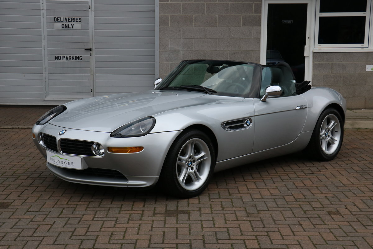 2000 BMW Z8 - UK Supplied With Just 11, 468 Miles! For Sale (picture 4 of 12)