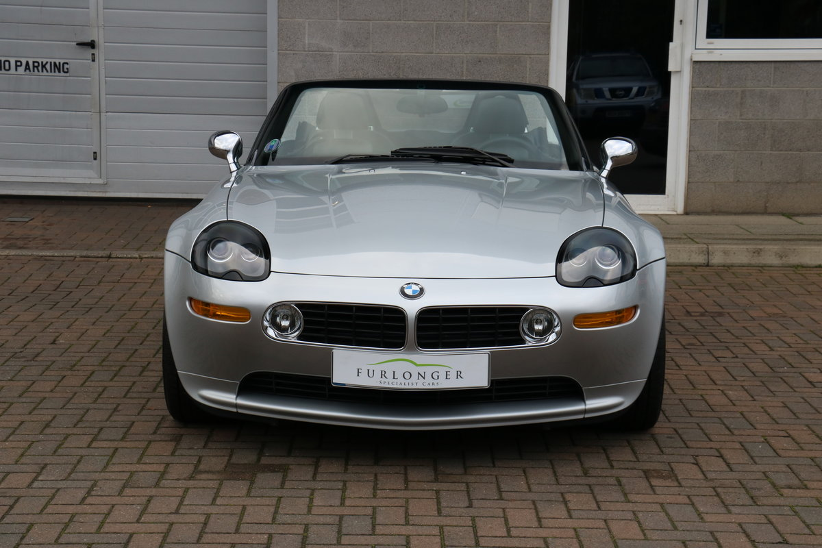 2000 BMW Z8 - UK Supplied With Just 11, 468 Miles! For Sale (picture 5 of 12)